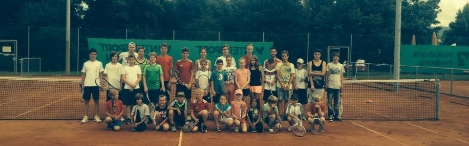 Sun und Fun Tenniscamp